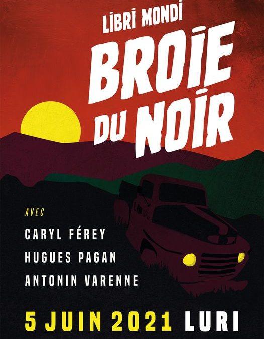 Libri Mondi Broie du Noir à Luri le 5 juin (1ère édition)